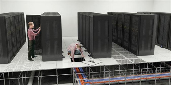 anti static flooring data center