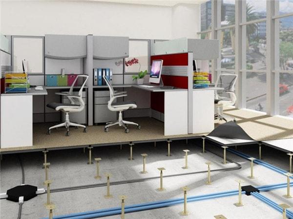 oa floor office
