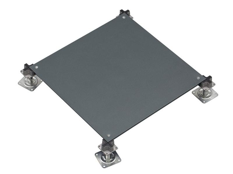 steel raised floor