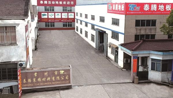 Titan Floor Factory