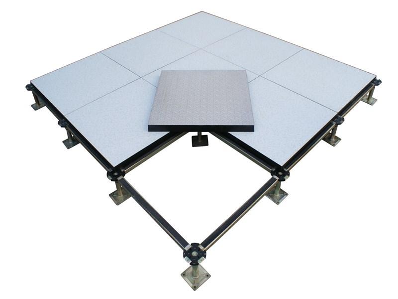 HPL calcium sulphate raised access floor