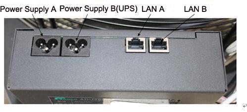 poweraire sensor fan assist power supply