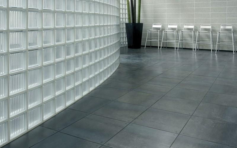 Steel Cement Raised Floor Application