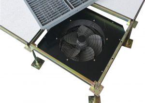 poweraire sensor fan assist