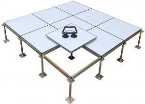steel anti-static flooring