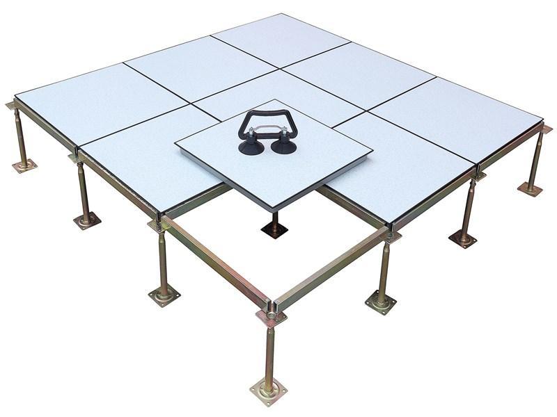 steel anti-static flooring