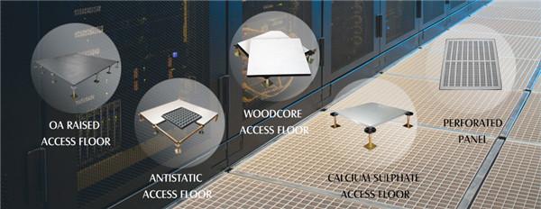 Raised floor classification