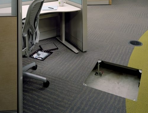 Why to Install Raised Flooring for Office?