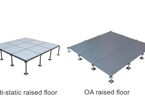 OA Network Raised Floor VS Steel Anti-static Raised Floor
