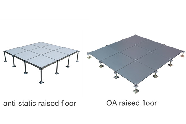 anti-static raised floor and OA raised floor