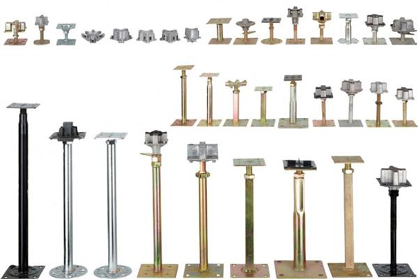 kinds of pedestal