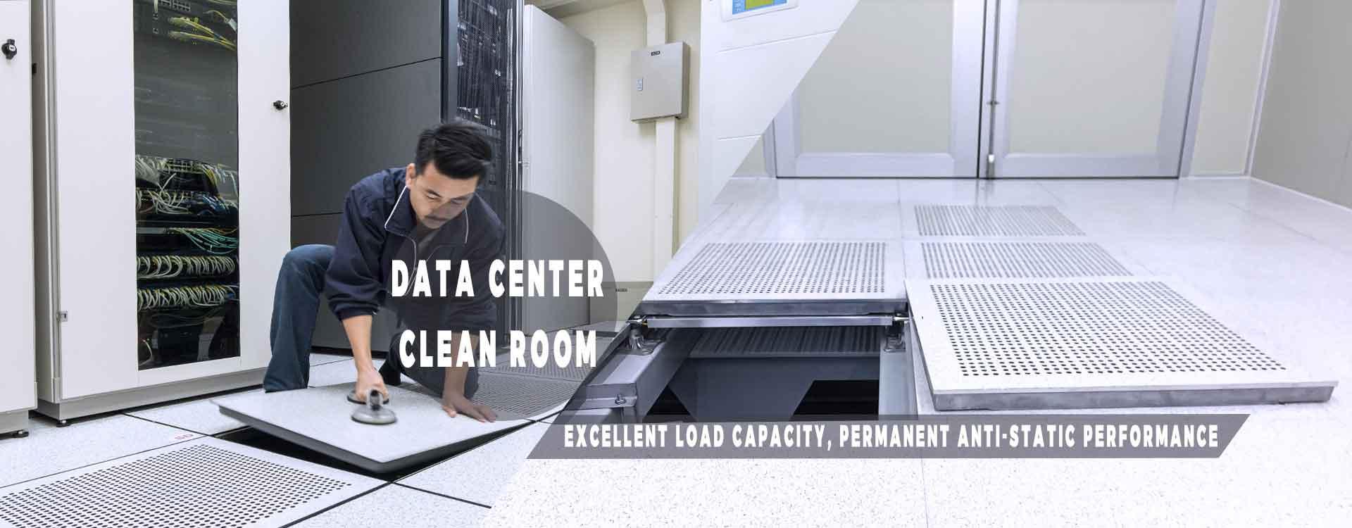 data center raised access floor