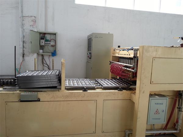 production process -spot weld