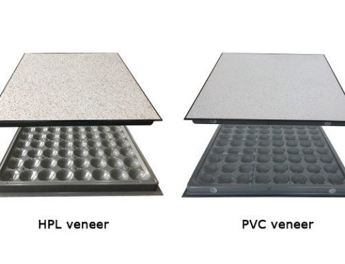 Veneers of Anti-static Raised Floor