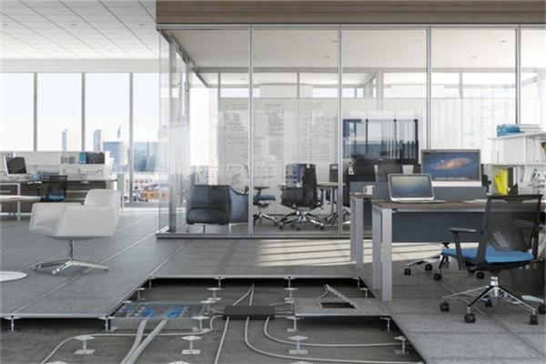 office network flooring